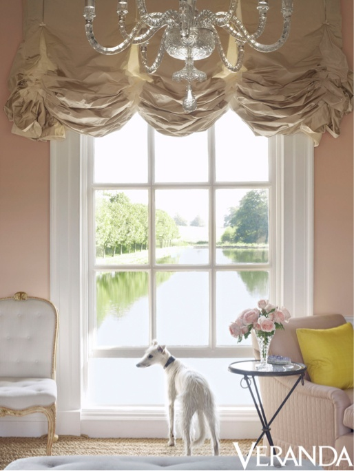 Fav Window Treatments Balloon Shades Classiclyamber