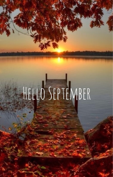 fall for September